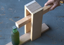 Video Open Bottles With Your Own Catapult How To Make