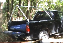 Video Make A Pvc Tent For Your Truck It Can Use All