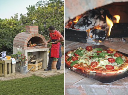 continue to the next page to read this fantastic article with step by step tutorial build your own pizza oven