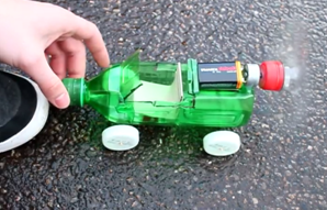 Video electric power toy how to make a powered car a for Simple toy motor project