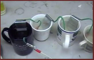 Video Make A Simple Low Power Battery With Salt Water