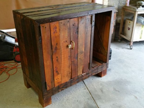 Continue To The Next Page To Read The Article: Pallet Cabinet.