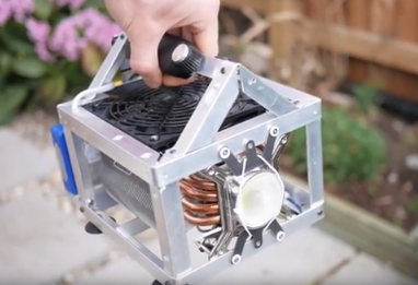 Video] Let There Be Light With This 1000-watt Equivalent LED
