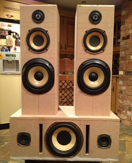 Airplay_Hifi_tower_speakers_+_Subwoofer0