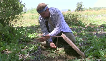 Video Catch Your Small Game With This Diy Paiute