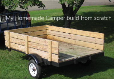 video be inspired from this guy who built his own camper from scratch without using plans. Black Bedroom Furniture Sets. Home Design Ideas