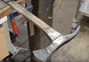 [Video] Easy Way To Forge Your Own Tomahawk From A Wrench!