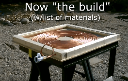 How To Start Making Portable Solar Thermal Copper Coil