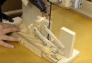 [Video] How To Build Your Own Automatic Band Saw Blade Sharpener.