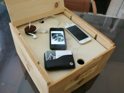 Diy Make A Safe Box Charging System