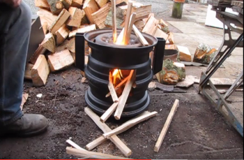 DIY_Wood_Stove_made_from_Car_Wheels3