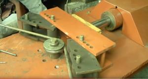 DIY Metal Bender Made From Piston And Pump! - BRILLIANT DIY
